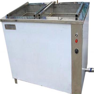 单槽电子阀门除油超声波清洗机